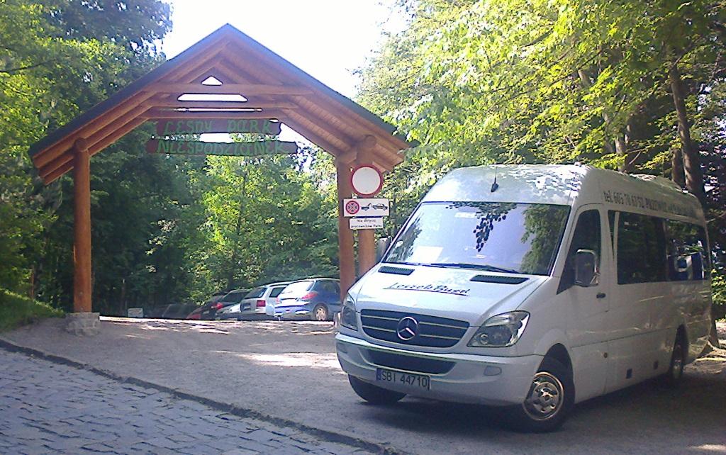 Transport do Leśnego Parku Niespodzianek w Ustroniu