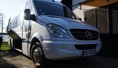 Bus - Mercedes Sprinter